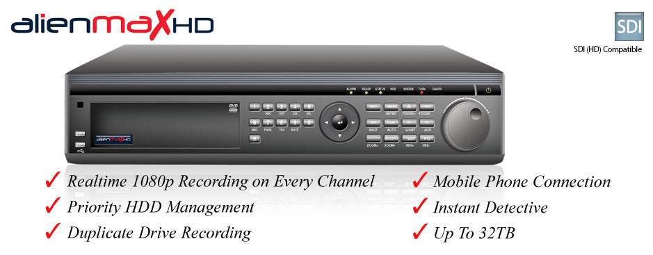 The AlienMax HD DVR
