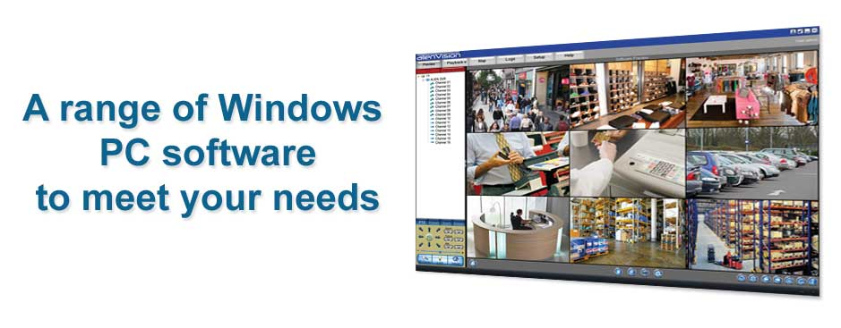Alien PC Software to meet your needs
